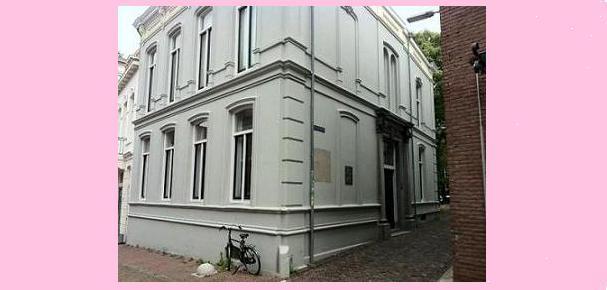 Nijmegen heeft weer een roze huis coc nederland for Huis nijmegen