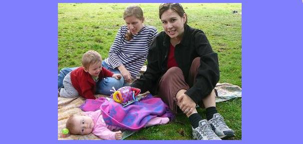 Lesbische Moeders - dericafox