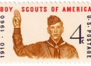 Boy Scouts of America - Postzegel