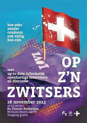 Poz On Tour - Op z'n Zwitsers
