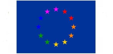 EU Regenboogvlag - CC-Hyakinthos.eu
