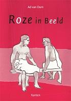 Roze in Beeld - boekomslag