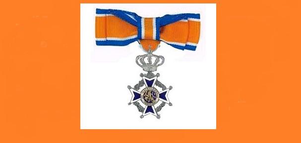 Afbeeldingsresultaat voor koninklijke onderscheiding lintje