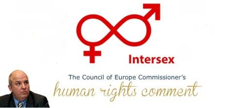 Mensenrechtencommissaris Raad van Europa - Intersex