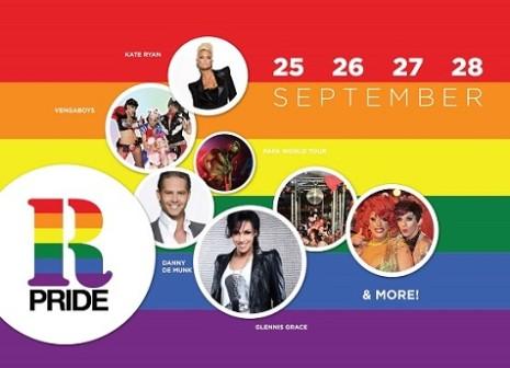 Rotterdam Pride 2014 DATA en LINE-UP