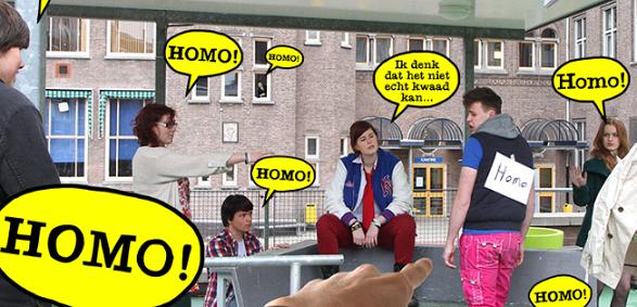GSA - Homo scheldwoord 1