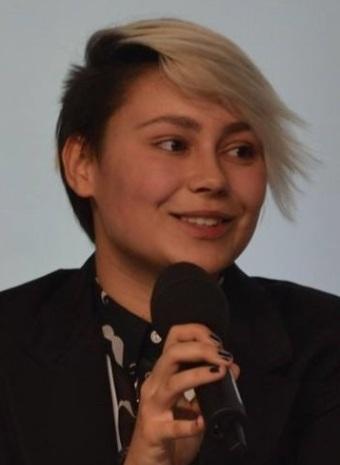 EU-conferentie Tackling Sexual Orientation and Gender Identity Discrimination - Sarah Halilovic - 28 oktober 2014