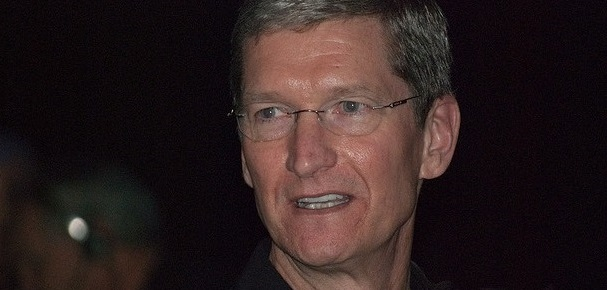 Tim Cook Apple CEO - CC-Valery Marchive-LeMagIT