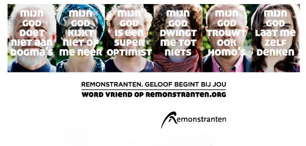 Remonstranten - campagne november 2014 STICKY