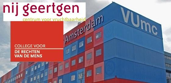 VUmc - CC-Nik Morris (van Leiden) - Geerten Kliniek - College voor de Rechten van de Mens