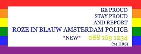 Roze in Blauw Amsterdam - nieuw piketnummer 088 169 1234 KLEIN