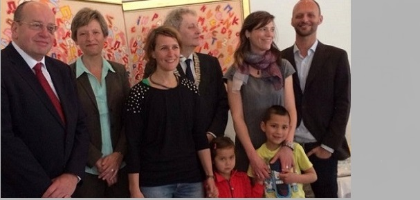 Wet Lesbisch Ouderschap - invoering 1 april 2014 Amsterdam - Foto COC NL-Philip Tijsma