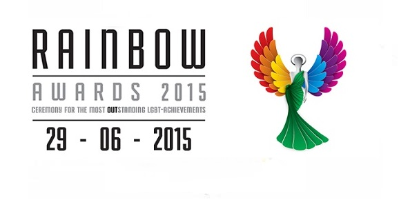 Rainbow Awards 2015 STICKY