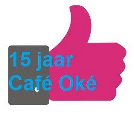 COC Zwolle- Cafe Oke - 15 jaar - 5 september 2015