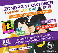 COC Limburg - Coming Out Dag 2015 mini