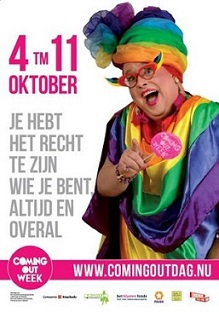 ENSCHEDE - Coming Out Week 2015 klein