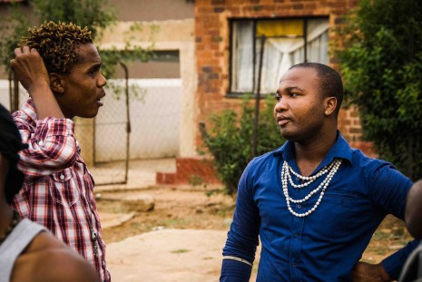 GRENZELOOS Het COC ondersteunt LHBT-activisten in Zuid-Afrikaanse townships 1 - FOTO Waldo Swiegers