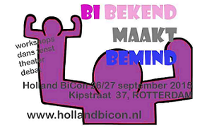 Holland BiCon 2015 klein
