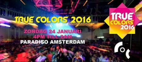 TRUE COLORS 2016