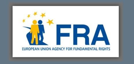 FRA - EU-Agentschap voor Fundamentele Rechten LOGO