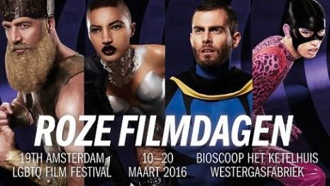 Roze Filmdagen 2016