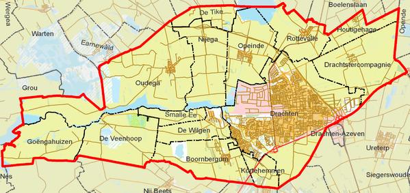 Gemeente Smallingerland - CC-Wikepedia