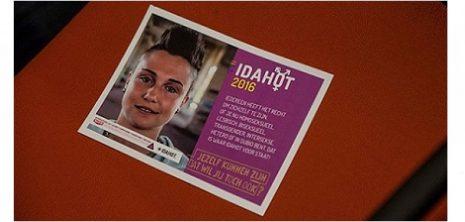 IDAHOT Nederland 2016 poster - pictweet Erwin Heyl-LNBi STICKY