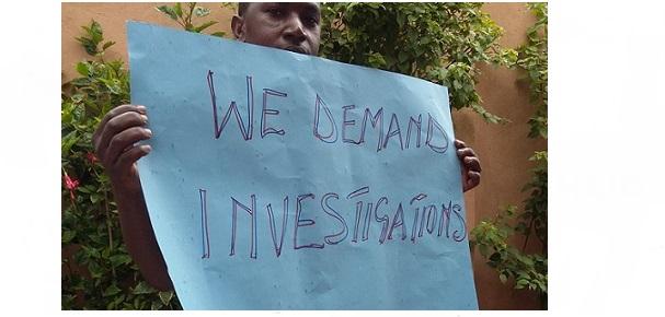 Oeganda - inbraak HRAPF en moord beveiligingsmedewerker - We Demand Investigations STICKY - 22 mei 2016