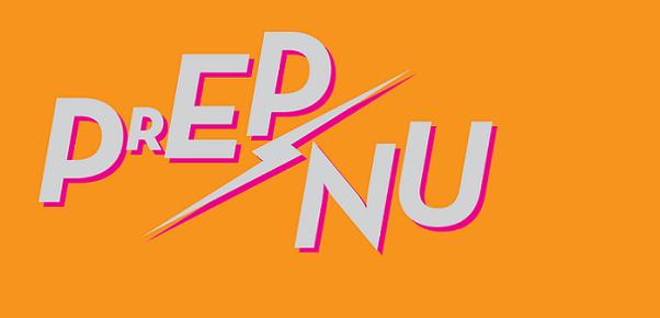 PrEP NU logo oranje