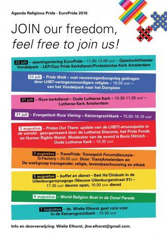 Religious Pride EuroPride