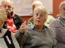 Roze ouderen op een Inspiratiedag van Roze 50+ foto Geert van Tol