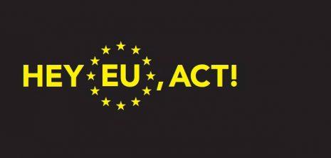 hey eu act -  europride 2016 amsterdam