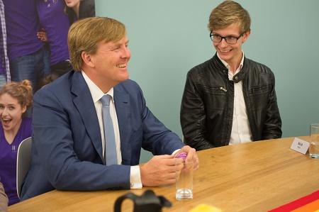 Geert van Tol voor COC Nederland