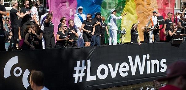 Gaypride 2016 Amsterdam © COC NL