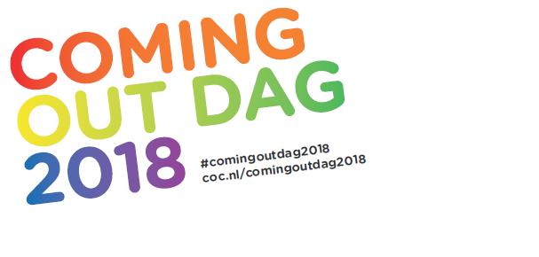 92a6c405235 Coming Out Dag 2018: iedereen moet zichzelf kunnen zijn - COC ...