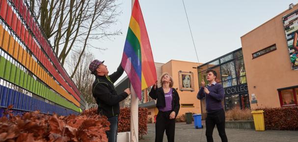 Scholen Komen Uit De Kast Op Coming Out Dag Coc Nederland